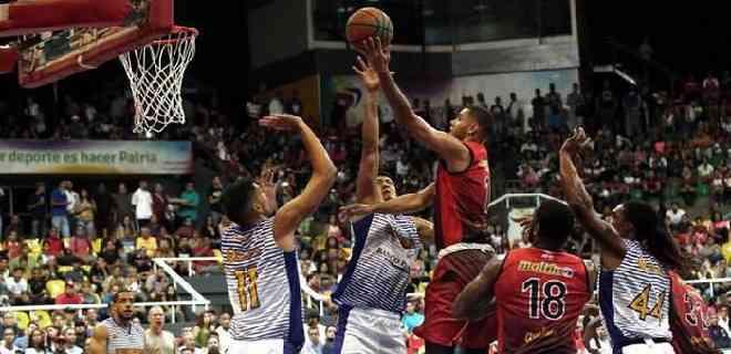 Superliga de Baloncesto iniciará el 31 de octubre