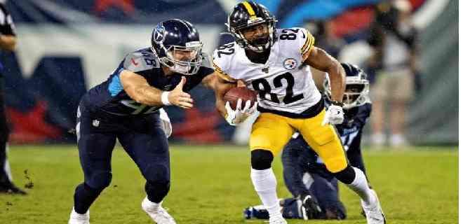 Partido entre Titans y los Steelers pospuesto por casos de covid-19